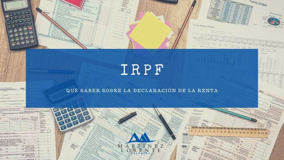 IRPF información